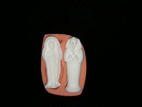 Silikonová formička mumie 3189