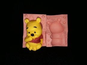 Silikonová formička medvídek PÚ 3257