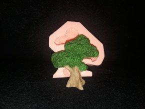 Silikonová formička strom 4079