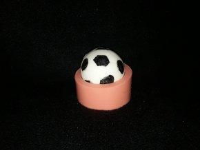 Silikonová formička fotbalový míč 3270