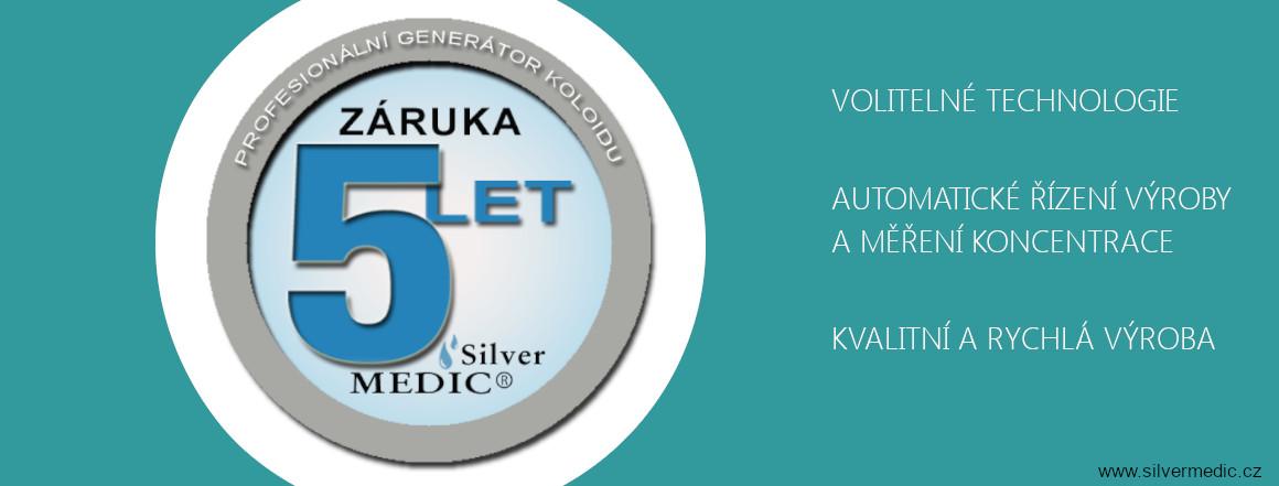 5 let ZÁRUKA, Plný servis a poradenství