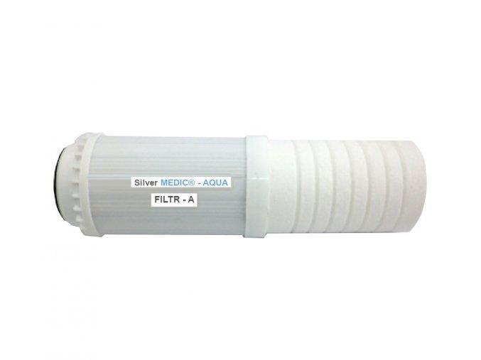 filtr A vymenitelna patrona vodniho filtru silvermedic