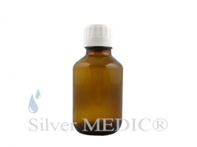 lekarenska sklenicka 100 ml skladovani zlato nanozlato