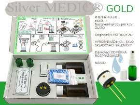 nano zlato e shop vyroba generator silver medic
