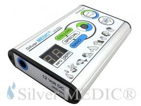 plna automatika generator koloid nano special stribro jednim pristrojem silermedic ultra