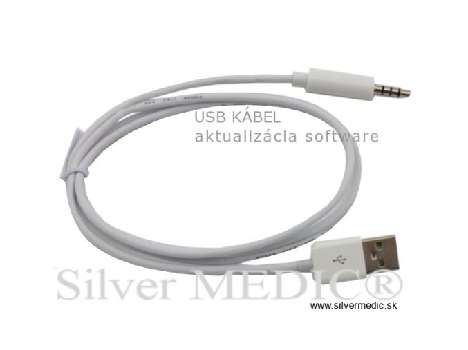 datovy kabel usb aktualizacia programu generatora silvermedic ultra