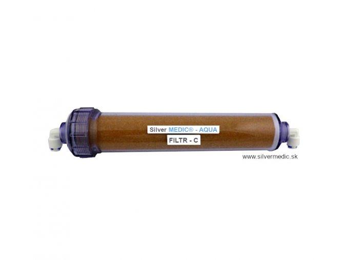 vymenitelna patrona filtr C filtracna jednotka silvermedic aqua