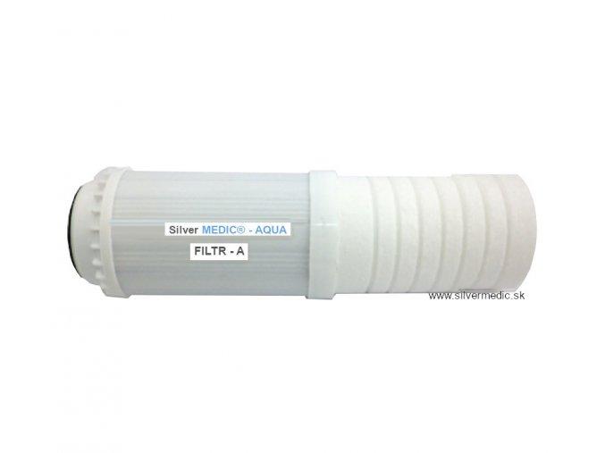 vymenitalna patrona filtr A vodny filter silvermedic