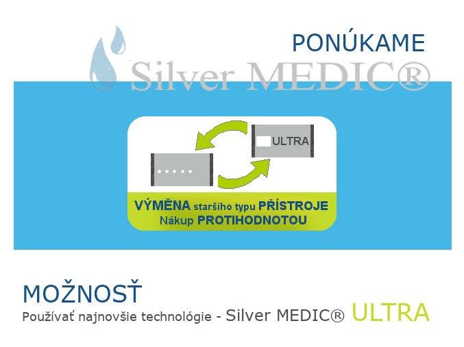 vyhodne starsi pristroj silvermedic za nejnovejsi ultra