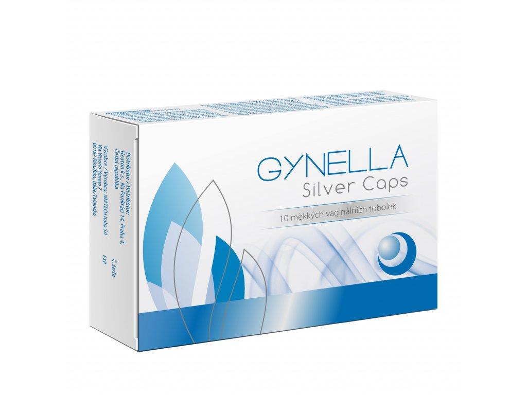 GYNELLA Silver Caps