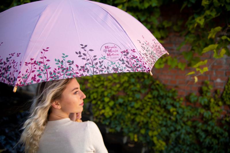 Novinka: Krásné a ekologické deštníky