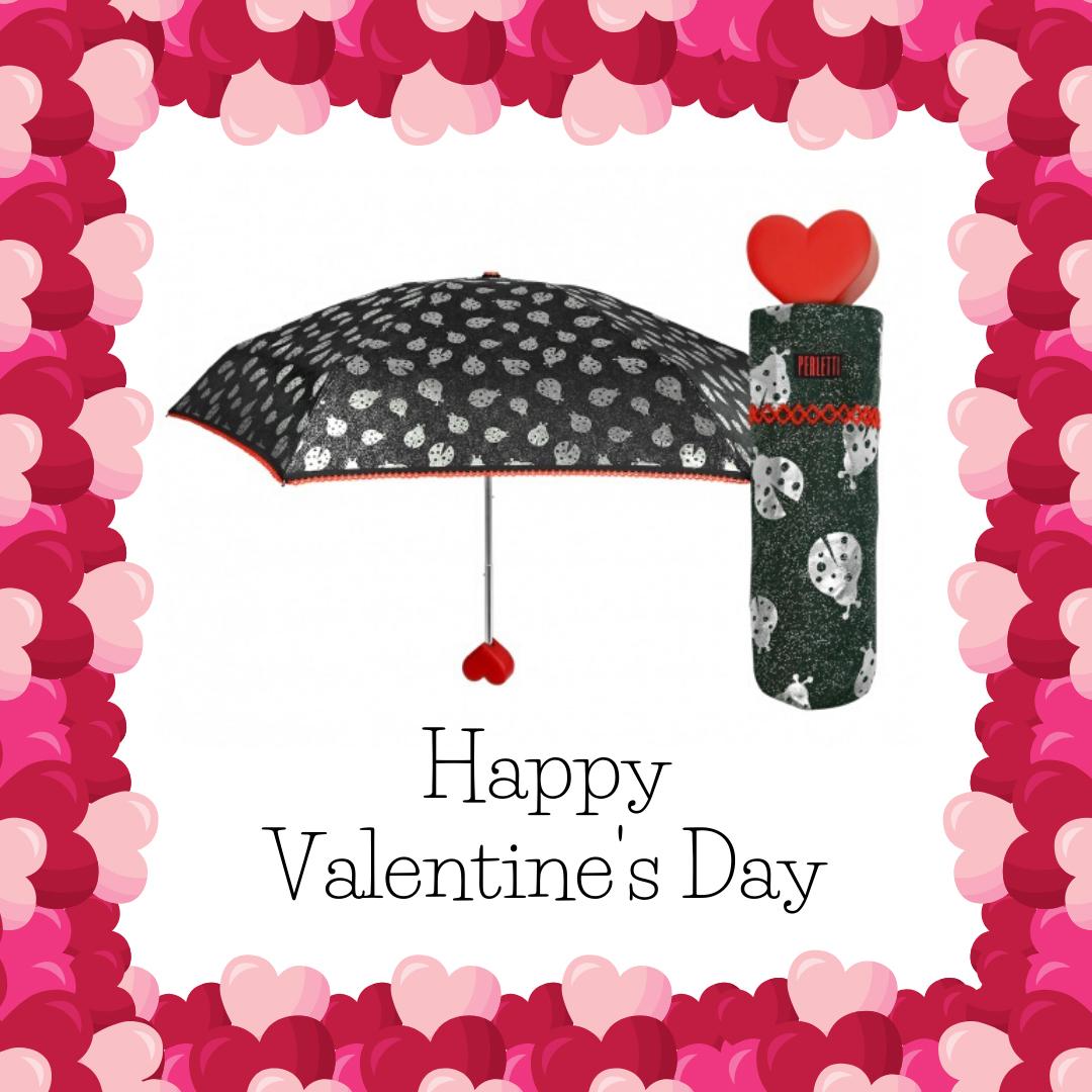 Valentýn může být slunečný i v dešti