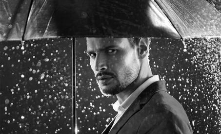 Pánské deštníky
