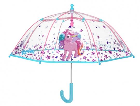 PVC a průhledné deštníky
