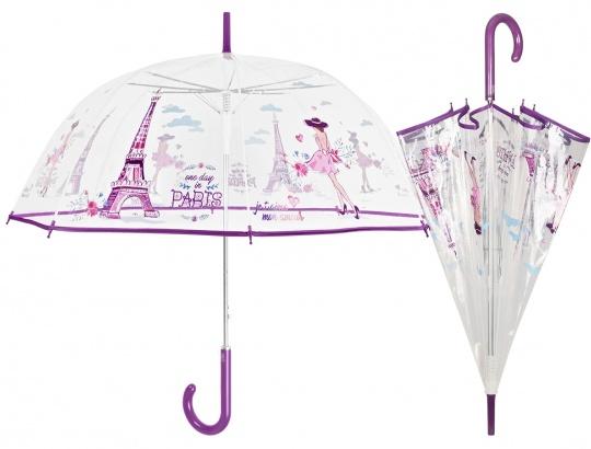 Dámské PVC a průhledné deštníky
