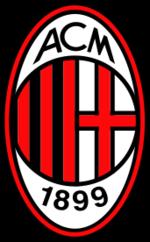 Deštníky AC Milan