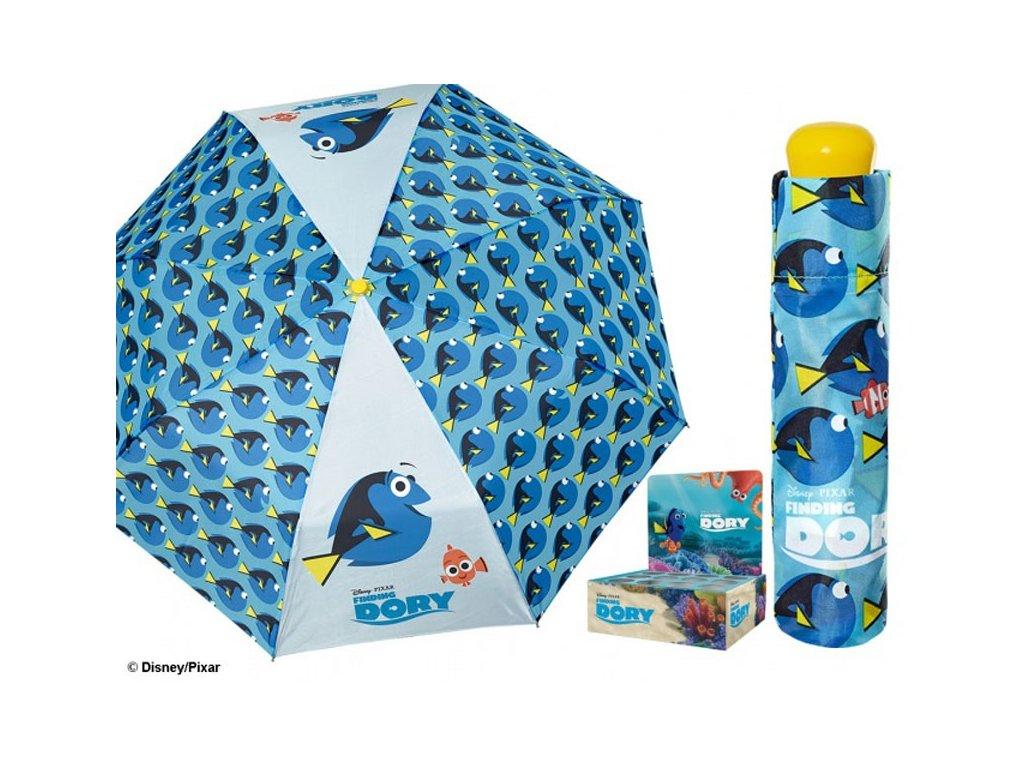 Dětský skládací deštník Hledá se Dory