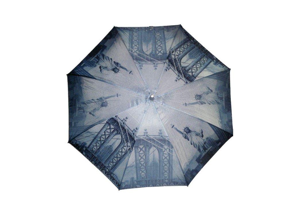 Holový deštník New York3