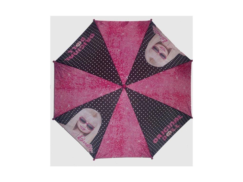 Dětský deštník Barbie Doll