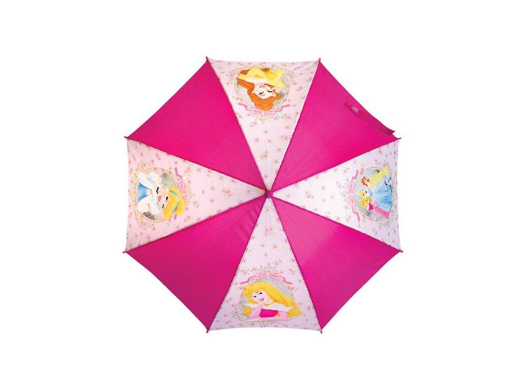 Dětský deštník Princezny růžový
