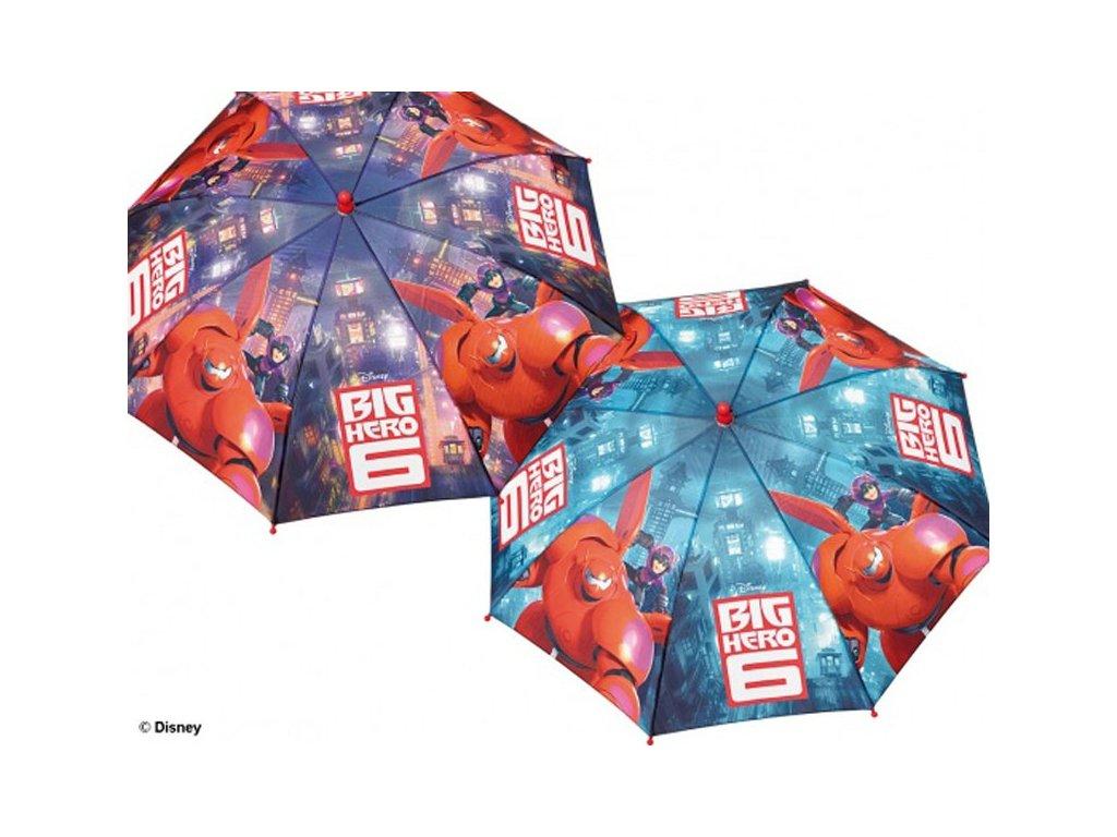 Dětský deštník BIG HERO 6