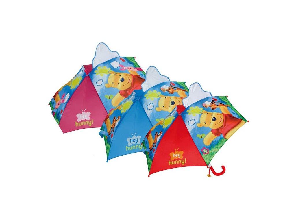 Dětský deštník Medvídek Pú