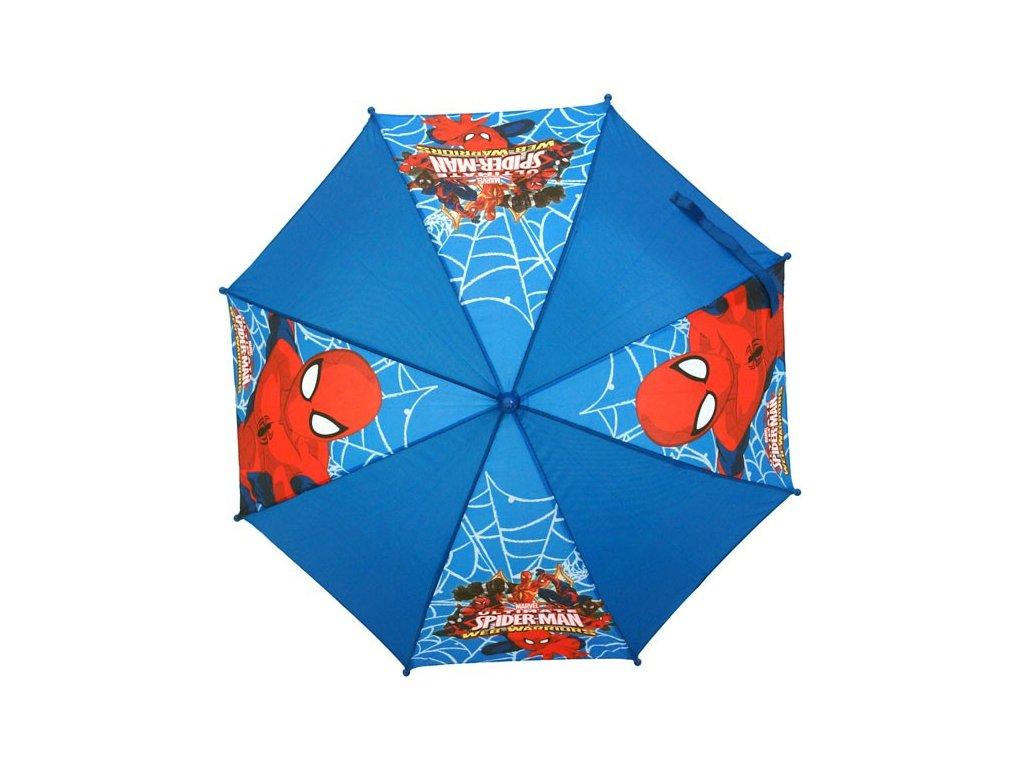 Dětský deštník Spiderman malý
