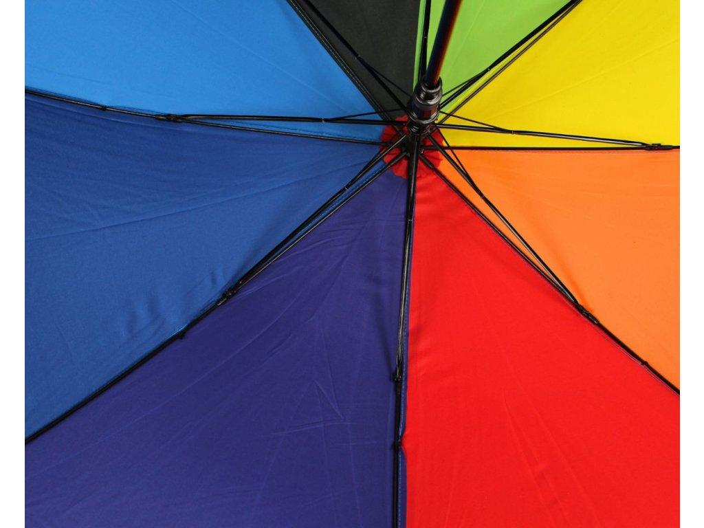 Dětský deštník Mimoni modrý velký