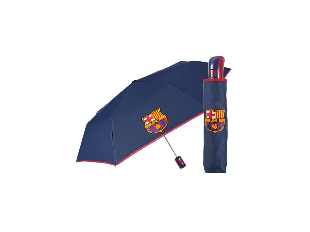skládací vystřelovací deštník Barcelona