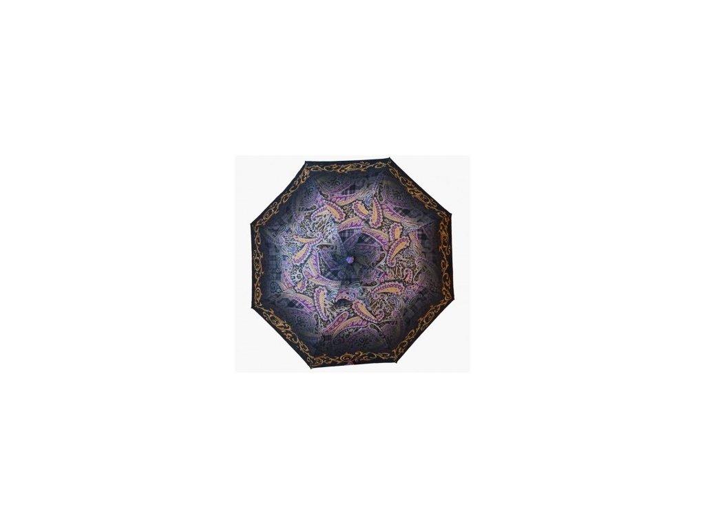 dámský mini skládací deštník Ornament 1