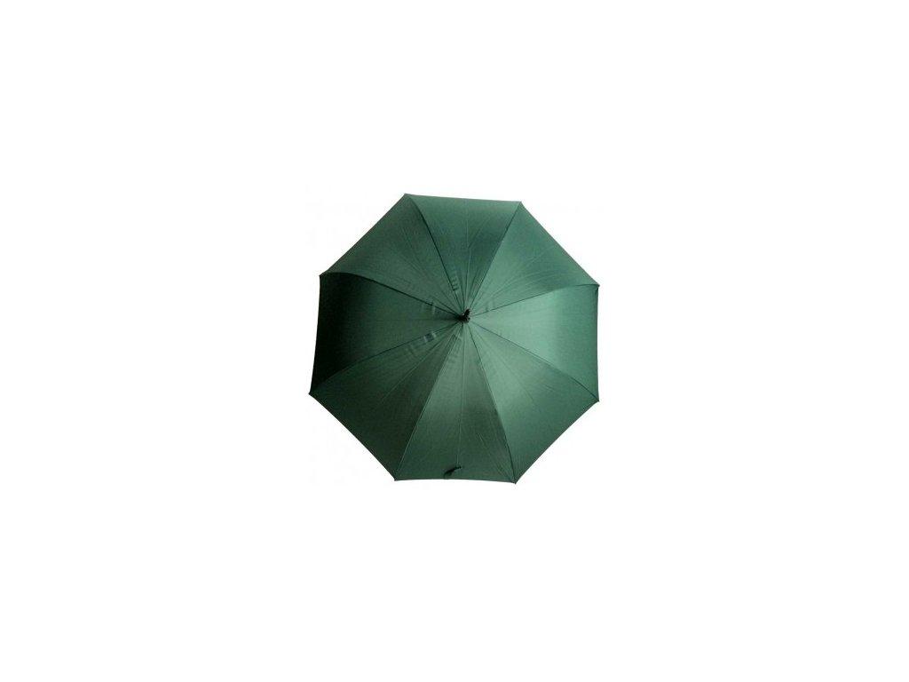 pansky jednobarevny destnik zelený
