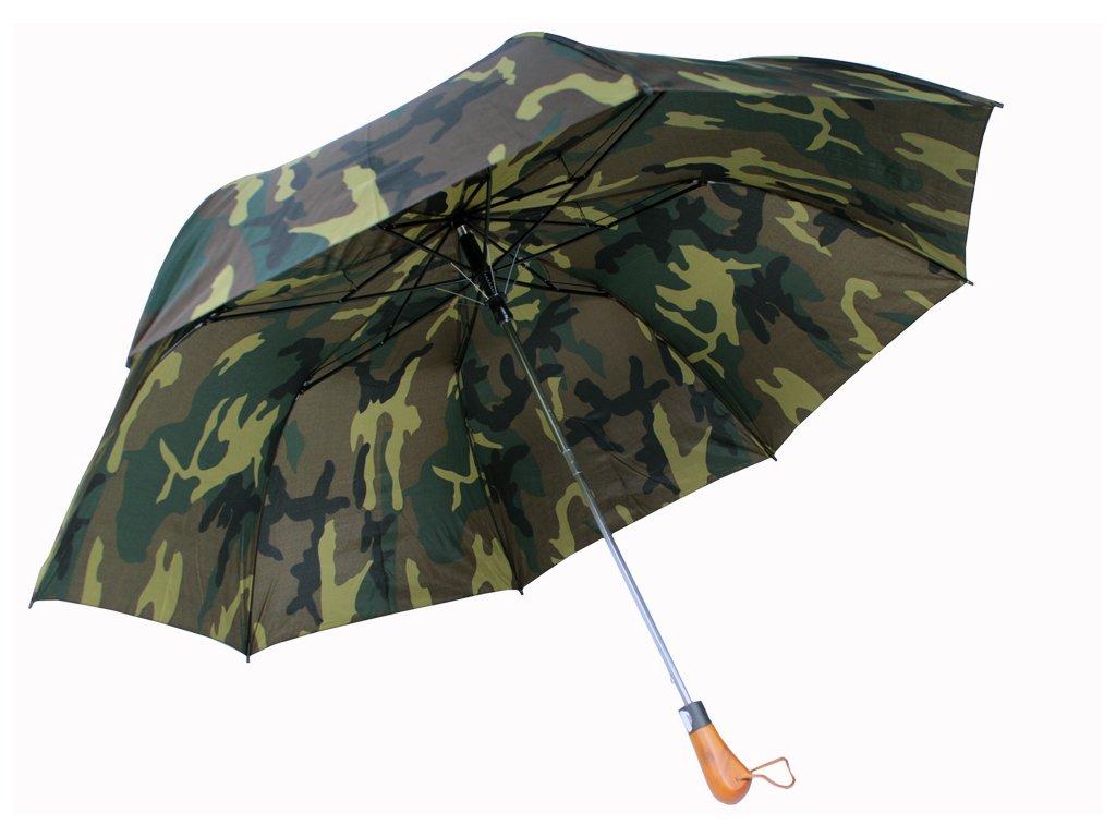 maxi skládací deštník maskáčový_1