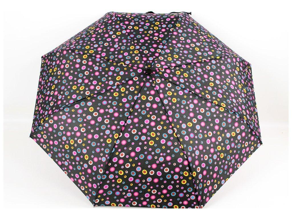 dámský skládací deštník plně automatický kolečka