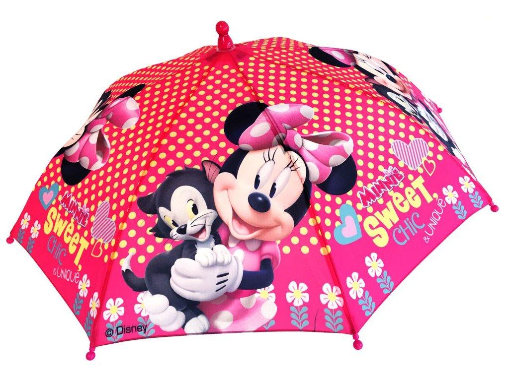 Dětský deštník Minnie malý