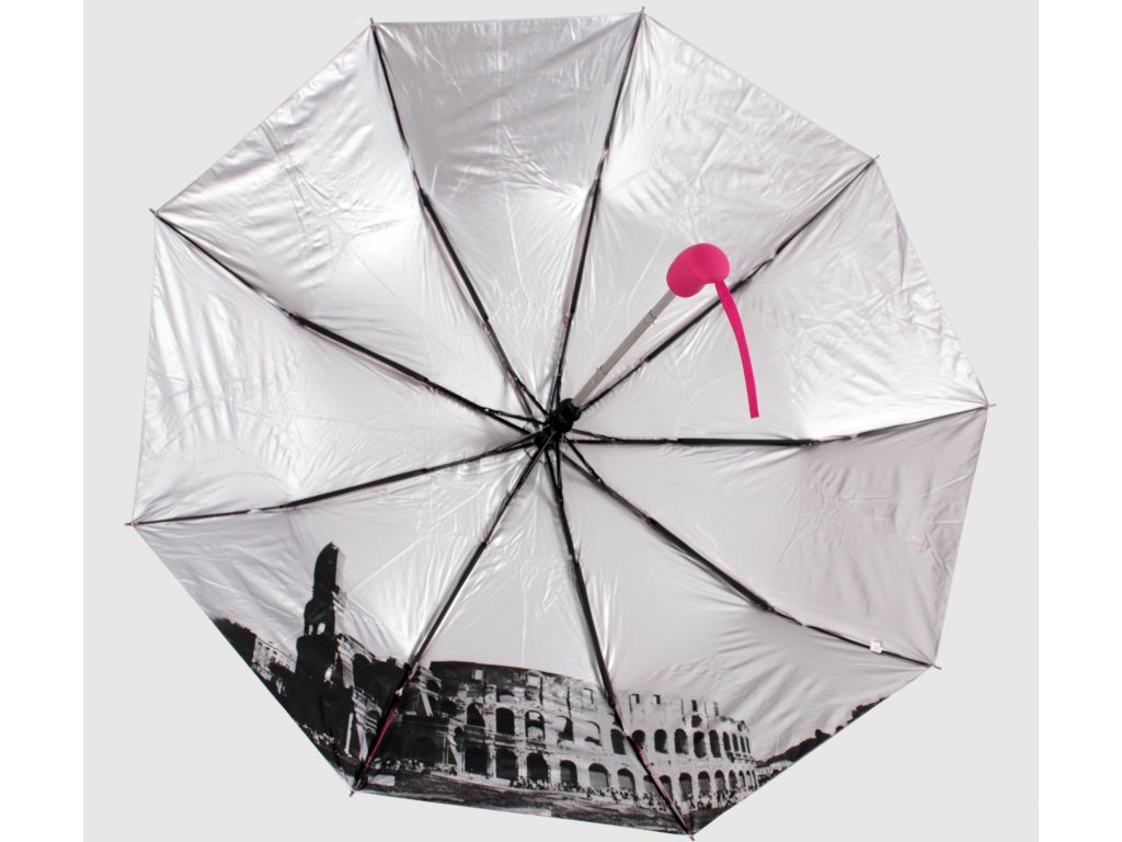 skládací vystřelovací deštník Řím Coloseum