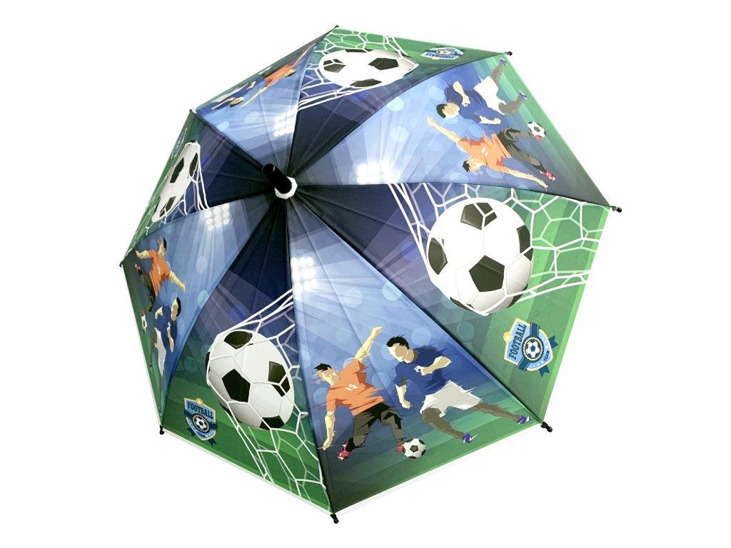 Dětský deštník Fotbal
