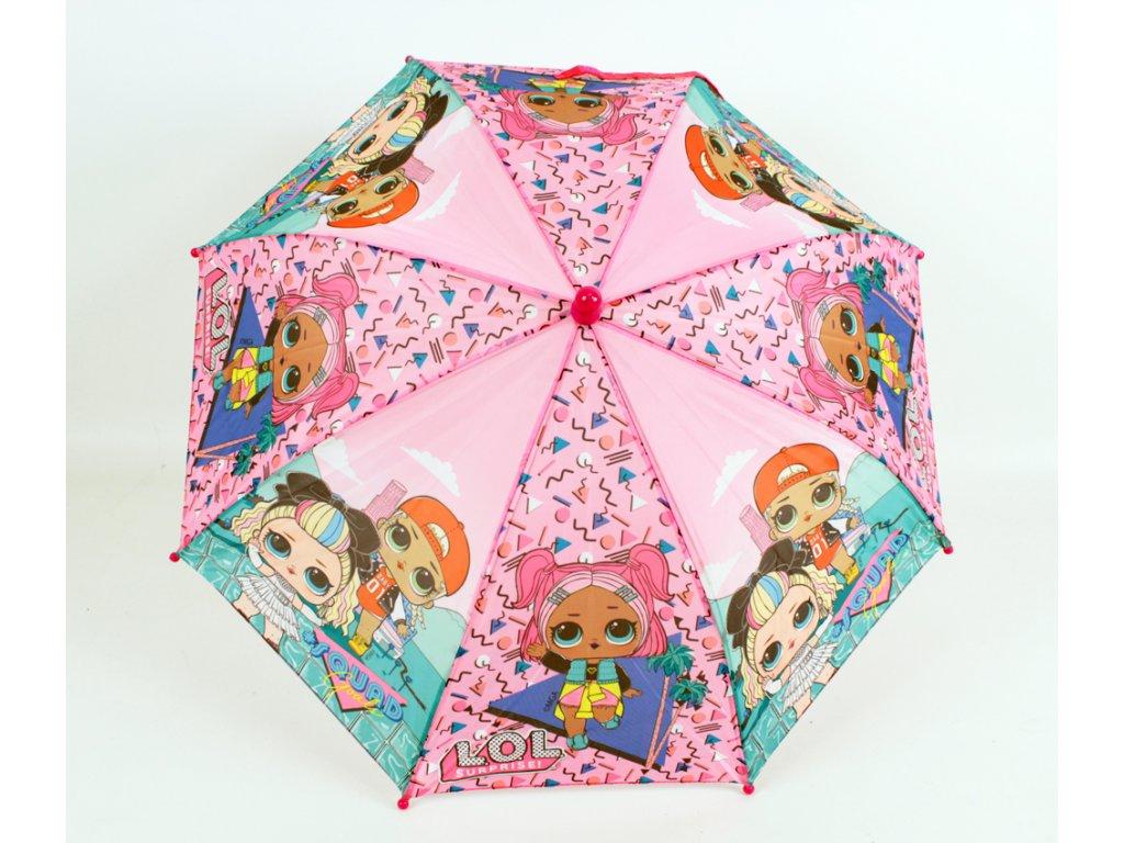 dětský deštník LOL malý
