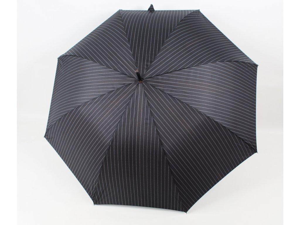 pansky holovy deštník vzor pruhy