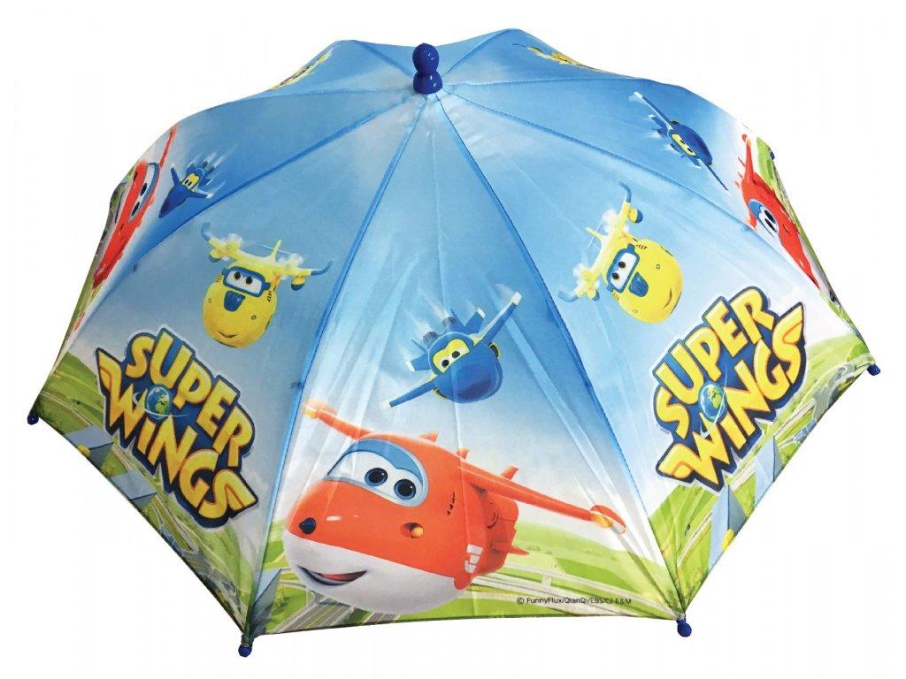 Dětský deštník SUPER WINGS