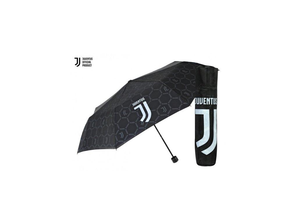 Skládací manuální deštník Juventus