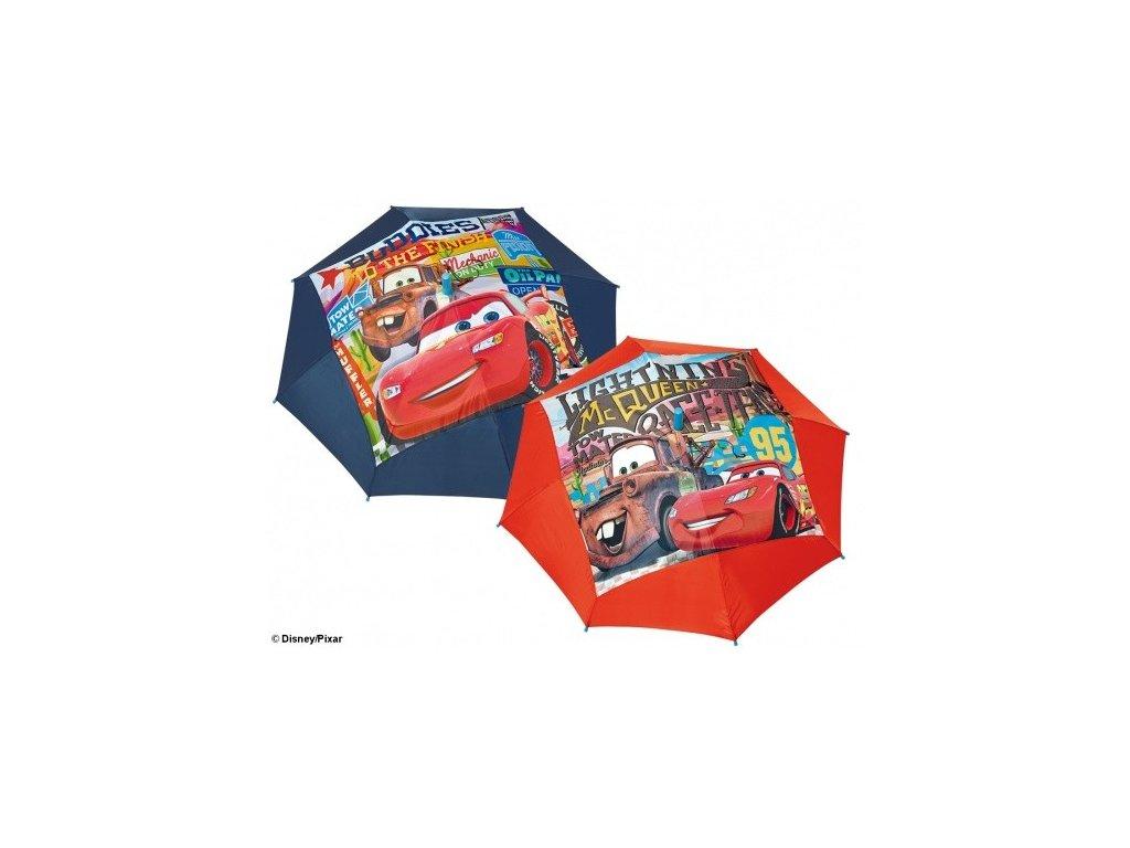 Dětský deštník Auta velký obrázek Perletti