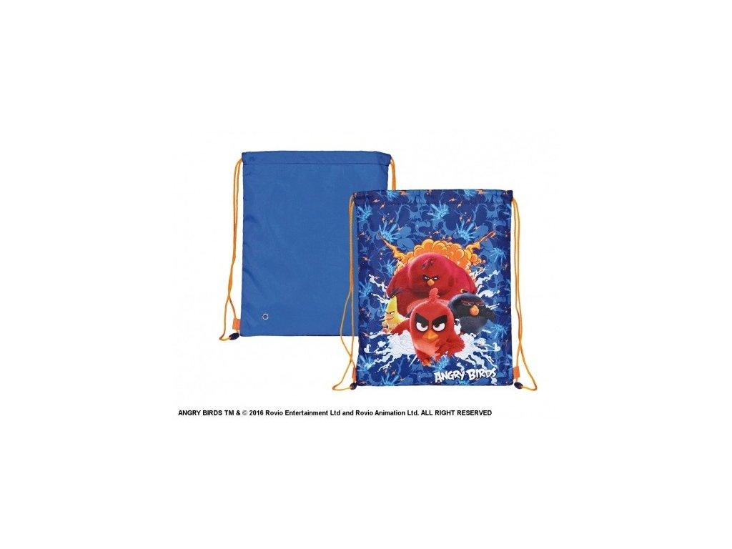 Vak na záda Angry Birds od  fi Perletti 39x31cm