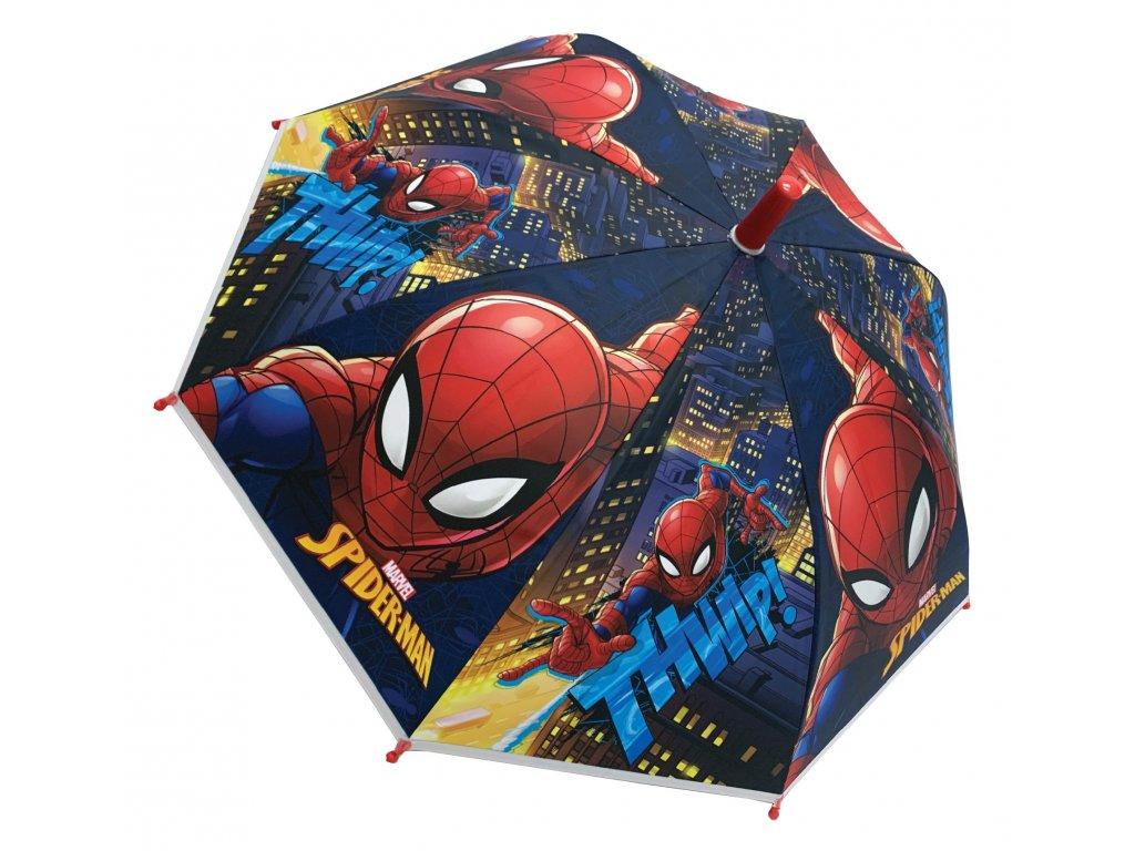 Dětský deštník Spider-man malý