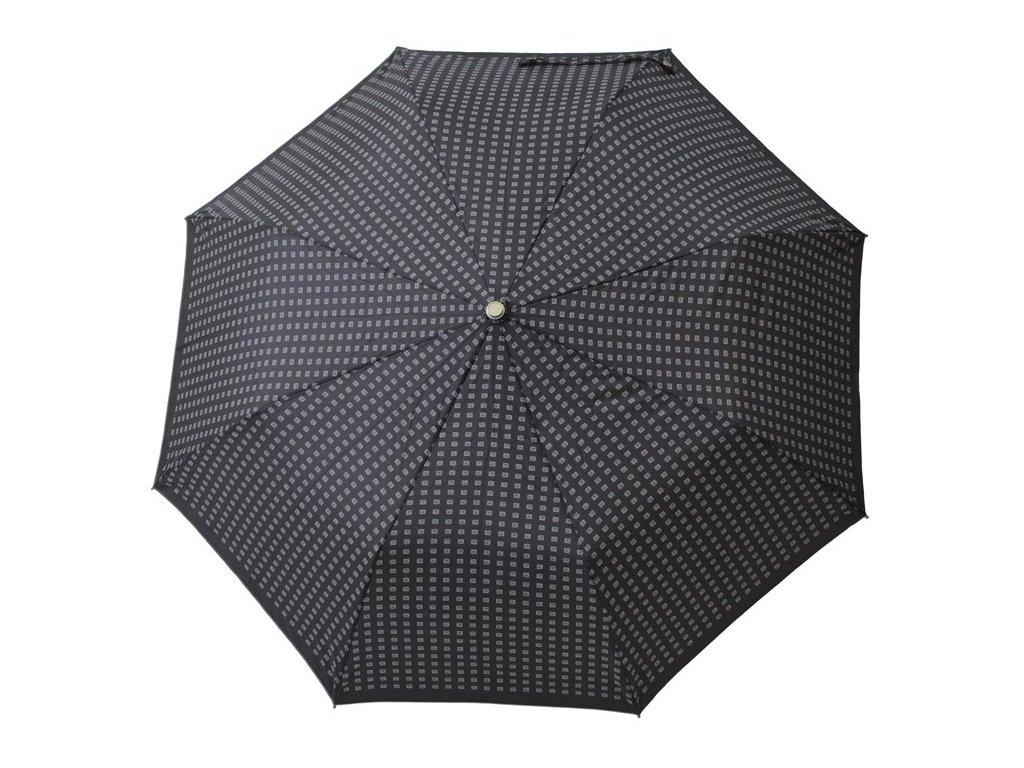 Luxusní pánský skládací vystřelovací deštník Guy Laroche vzor 3