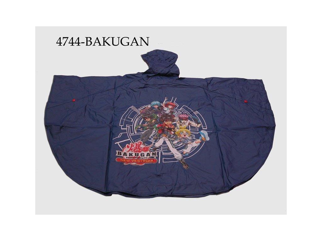 Dětské pončo Bakugan