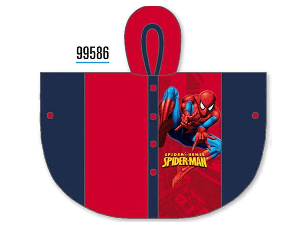 Dětská pláštěnka Spiderman 2, Perletti vel.92-134