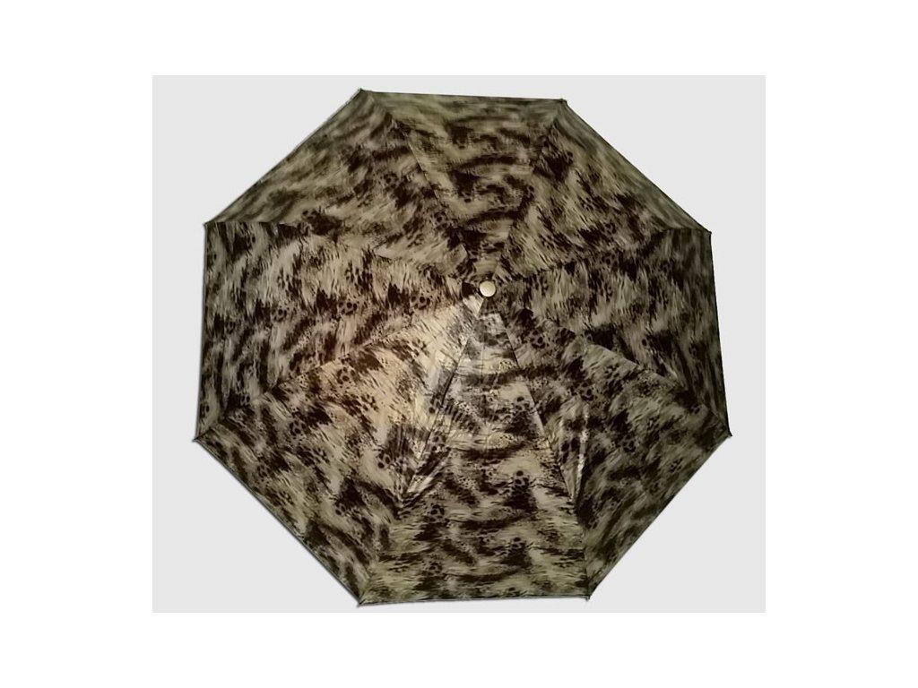 Plně automatický skládací deštník Tygr