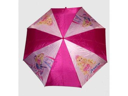 Dětský skládací deštník Barbie