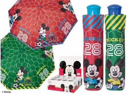 Dětský skládací deštník Mickey