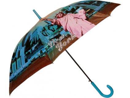 Dámský holový deštník New York1